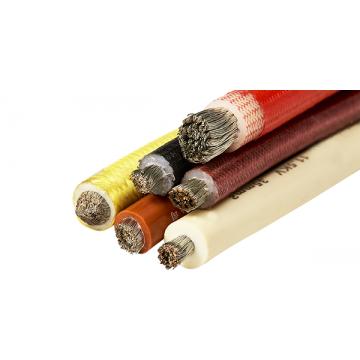 硅胶编织电线/硅胶非编电线/硅胶电缆线