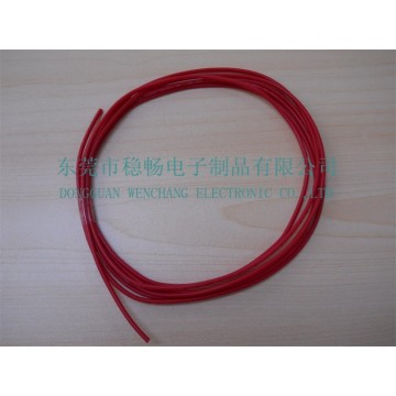 UL3122高温硅胶编织