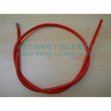 UL3071高温硅胶编织线