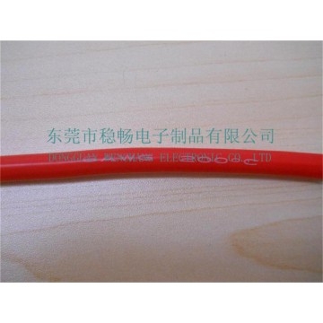 UL3068高温硅胶电子线